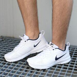 Details zu Nike T Lite XI Schuhe Sportschuhe Fitness Sneaker Herren Weiß 616544 101