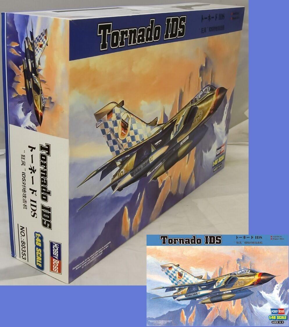 80353 Trumpeter Static Model DIY 1 48 German Tornado IDS Fighter Bomber Aircraft
