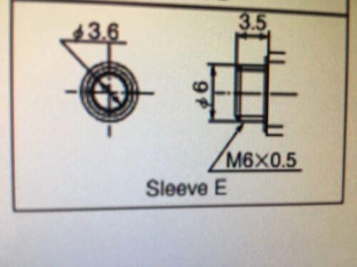 Lot de 3.5 mm miniature Jack Socket Audio Mono 10 pieces Z3309