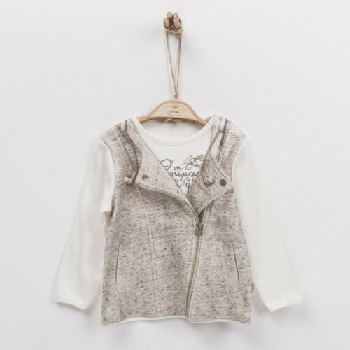 Multi-Sizes Baby Unisex Tops GOTS Certified Organic Cotton