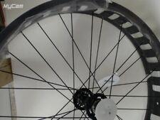 """The Wheel Shop Fat Bike Wheels 26/"""" Rear 12mm x 197mm TA 96mm Rim Width"""