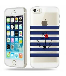 coque ancre iphone 5