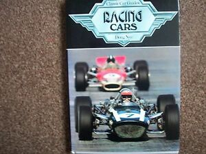 CLASSIC-CAR-GUIDES-RACING-CARS-BY-DOUG-NYE-VGC-PUBLISHED-1980
