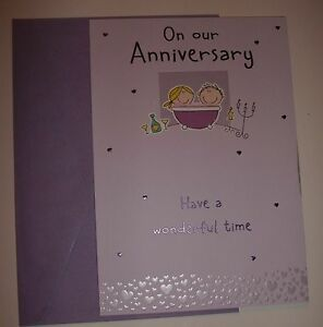 Brand-new-Annivesary-card