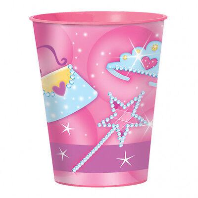 Princess Plastic Party Cup 8.9cm