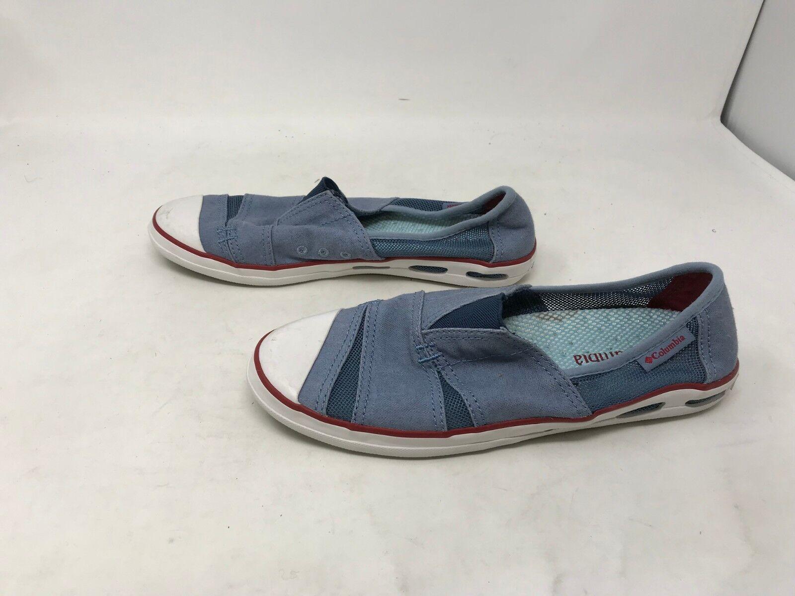 Womens Columbia (BL2716-411) VULC N VENT Slip on shoes (26A)