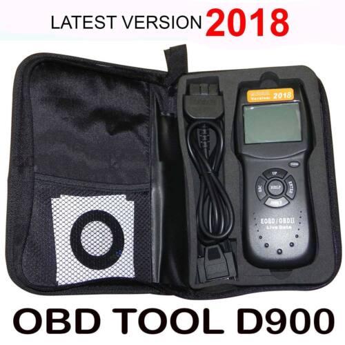 Toyota Avensis voiture outil de diagnostic pannes D900 Reset Kit Lecteur De Code scanner OBD2