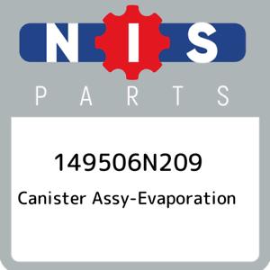 NEW GENUINE OEM NISSAN 2009-2015 XTERRA PATHFINDER VAPOR CANISTER  14950-EA20B