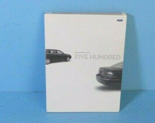 Motors Car Manuals & Literature Vehicle Parts & Accessories 05 ...
