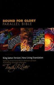 NLT-KJV-Bound-for-Glory-Parallel-Bible-Hardcover
