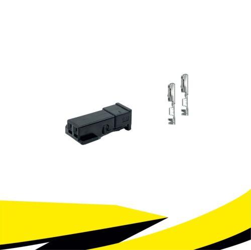 Conector 2 polos reparac 1-1718333-1 para bmw VW AUDI MQS Crimp contacto
