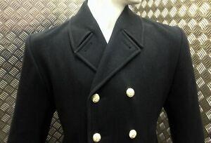Genuine British Royal Navy RN Ratings Full Length Greatcoat / Overcoat Selected