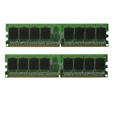 NEW! 4GB (2x2GB) DDR2-667 ConRoe1333-D667 R1.0 Motherboard Memory PC2-5300