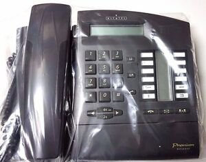 Alcatel-4020-Premium-Reflexes-Telekom-octophon-OPEN-20-Sistema-telefonico-Gris