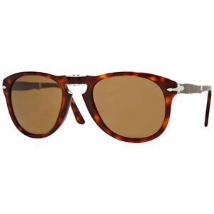 f7bf79ad5f4 Persol 714 Folding Steve McQueen Gradient Lens Sunglasses - Made in Italy