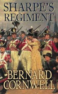 Bernard-Cornwell-SHARPE-039-S-Regiment-Tout-Neuf-Livraison-Gratuite-Ru