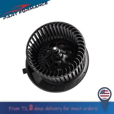 New Heater HVAC Blower Motor w//Fan Cage for Audi A3 Volkswagen Passat Jetta CC