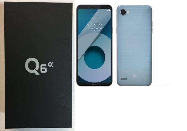 LG M700N Q6 alpha LTE 16GB platinum LTE  5,5 Zoll 16Gb 13Mp
