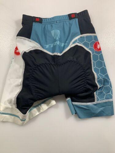 6875-4 Details about  /Castelli Donna Womens Free Tri Triathlon Shorts XSmall XS