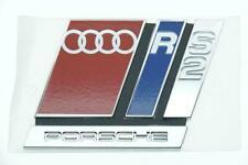 Genuine New AUDI RS4 BOOT BADGE Rear Trunk Emblem Quattro TDI FSI 8D98537402ZZ