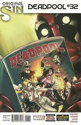 Deadpool #6  Marvel Comic Book 2013  1st print   Nm