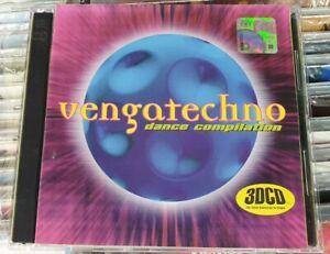 Various-Artist-VengaTechno-Rock-Record-Malaysia-Press-Cd