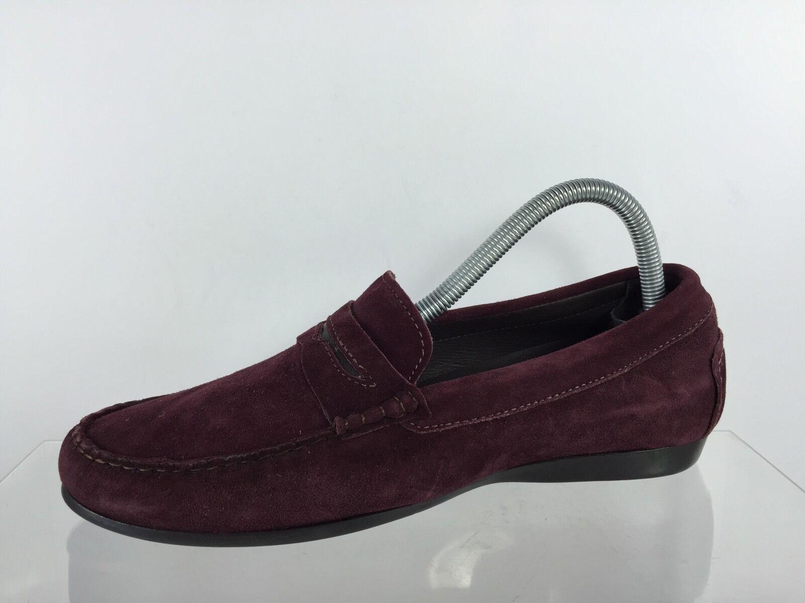 Zapatos de cuero Munro Borgoña para mujer 8 8 8 W  para mayoristas