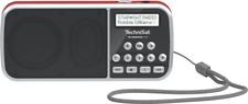 Artikelbild Technisat TechniRadio RDR rot DAB+ UKW Radio mit USB AKKU Top Klang