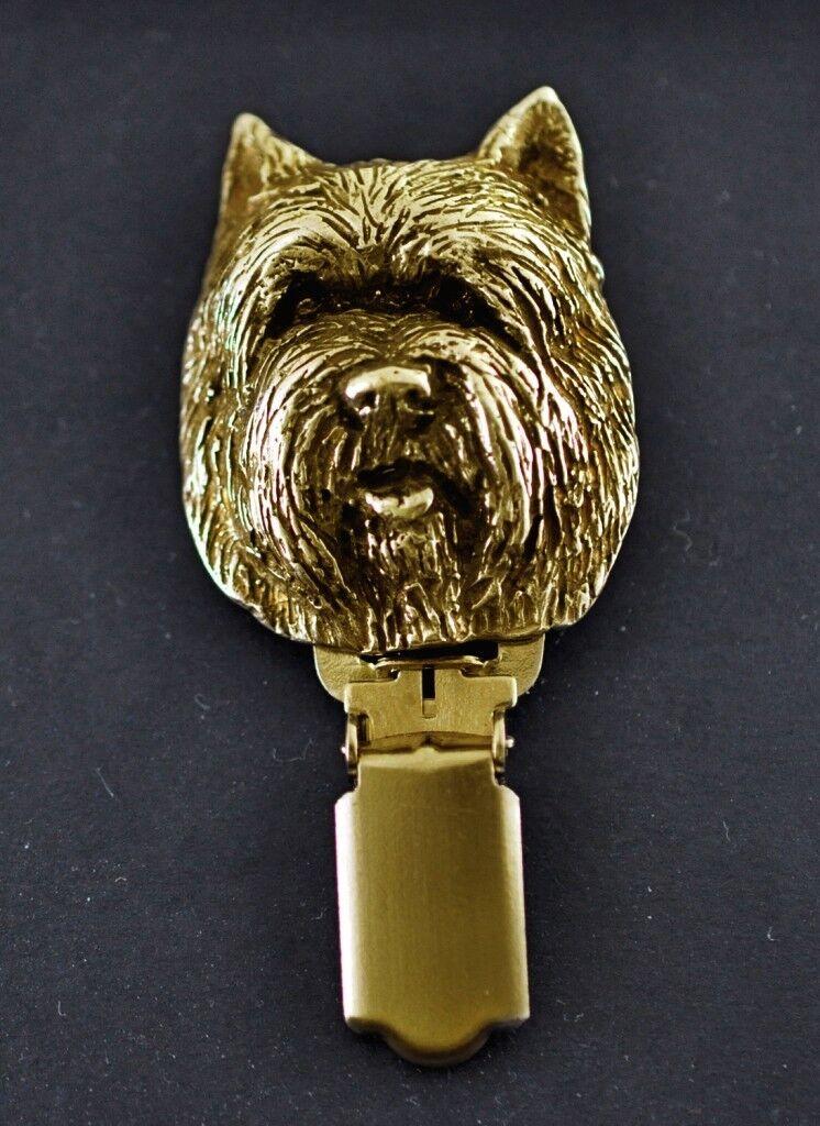 Cairn Terrier Terrier Terrier - Clips couverde doré, qualité supérieure Art Dog FR eeed31