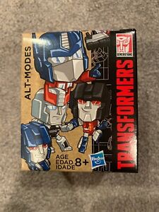 Transformers Generations Alt-Modes Series 2 Hasbro Blind Box Bag Figure Lot of 4