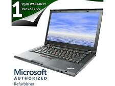"Lenovo T430 14.0"" Laptop with Docking Stations Intel Core i5 3rd Gen 3320M (2.60"