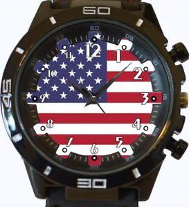 Uhren & Schmuck Armband- & Taschenuhren Flagge Von Japan Neu Gt Serie Sport Armbanduhr