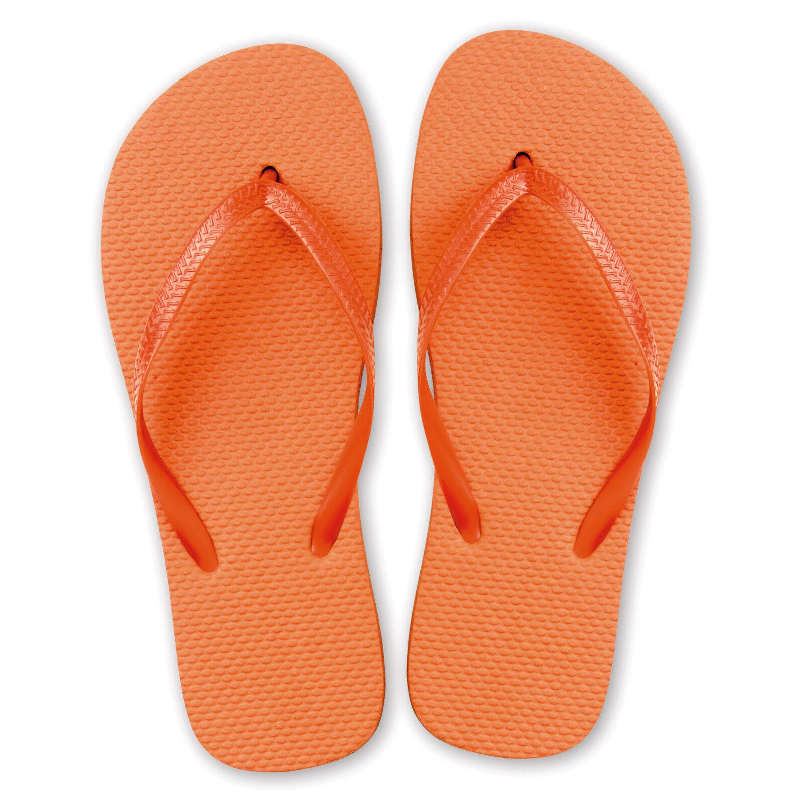 10 Pairs Pairs Pairs of Ladies Flip Flops Wedding Party Favour SPA Sandals M L (size 6 9) e9930f