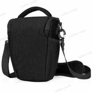 CADeN-Black-Sling-Camera-Shoulder-Bag-Case-for-Nikon-Canon-Sony-Pentax-Leica-SLR