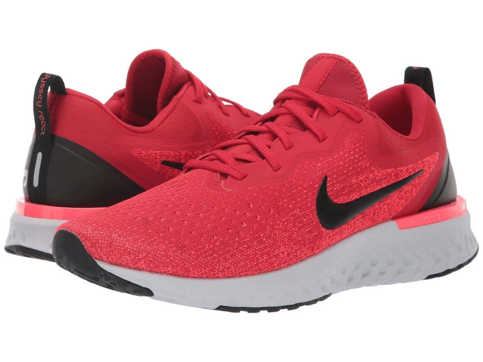 Gli uomini Nike Odyssey Reagisce Running scarpe, AAAA9819 601  Multi Dimensiones University rosso  Bl  negozio online outlet