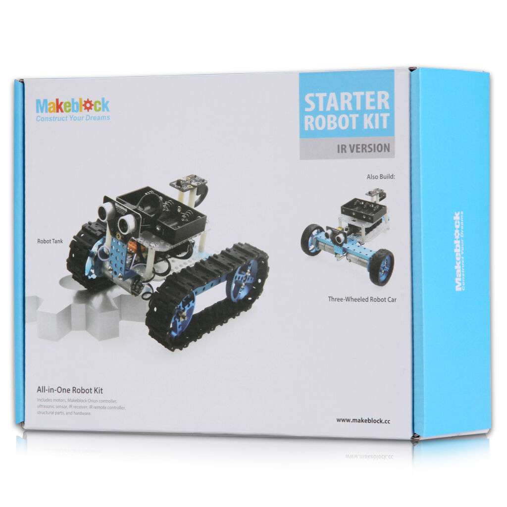 Makeblock IR Robot Kit Powerojo by Arduino - GorillaSpoke for Free P&P Worldwide