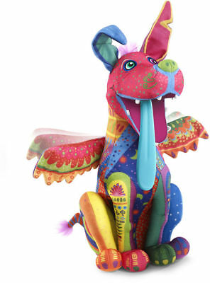 Disney Pixar Coco Dante Alebrije Talking Dog Plush Soft Doll Figure 14 35 Cm Ebay