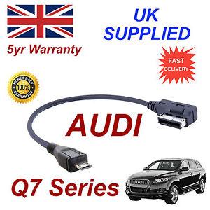 Audi-Q7-Serie-Ami-Mmi-4F0051510M-MP3-Movil-Cable-Micro-Usb-Recambio