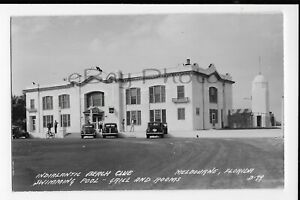 1940-039-S-RPPC-Indialantic-Beach-Club-MELBOURNE-FL-Real-Photo-Postcard-Old-Florida