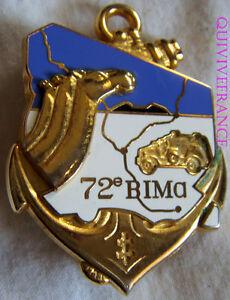 IN6932-INSIGNE-72-Bataillon-d-Infanterie-de-Marine-finition-dore-brillant