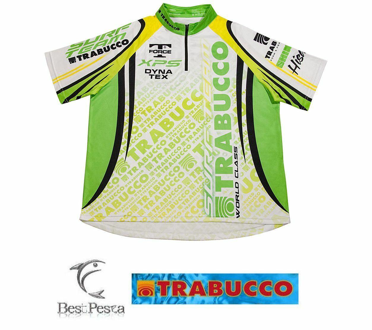 Trabucco Surf Team Shirt Short Sleeve-Size XL-Code 040-91-300