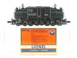 O Gauge 3-Rail Lionel 6-18351 NYC New York Central S-1 Electric Loco #100 w/TMCC