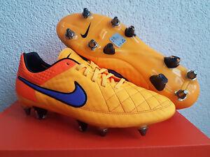 Détails sur Nouveau Nike Tiempo Legend V SG Pro UK 8 UE 42.5 chaussures de foot Football Boots afficher le titre d'origine