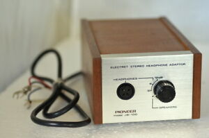 Pioneer Model JB-100 Electret Stereo Head Phone Adapter