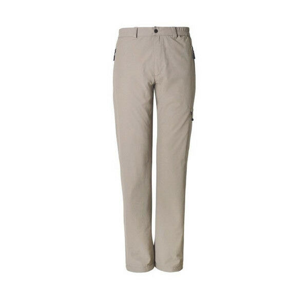 Hot Sportswear Farbeado- Softshell Wanderhose für Herren gefüttert, warm Winter