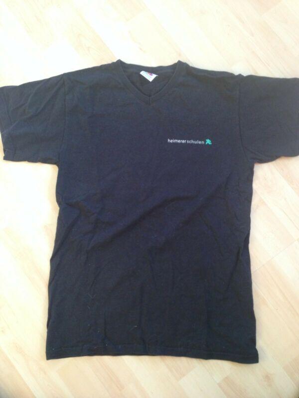 T Shirt Größe M, Schwarz Mit Aufdruck Exzellente QualitäT