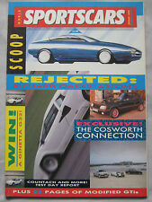 World SportsCars Spring 1989 featuring Mercedes, Ford Cosworth, Aston Martin