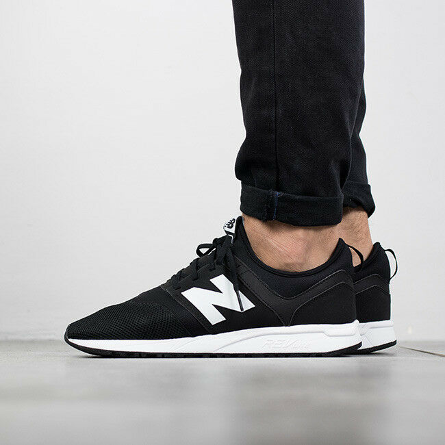 NEW BALANCE CLASSIC 247 TRAINING SNEAKER MEN SHOES SHOES SHOES BLACK MRL247BG SIZE 10.5 NEW 6a670f