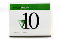 Crystal Reports V10 Version 10 Developer Espanol Spanish Edition Dvprc010s