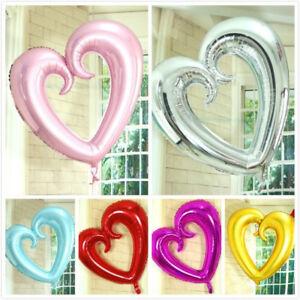 1-32-Inch-Romantic-Foil-Balloons-Love-Heart-Balloon-Wedding-Birthday-Party-Decor